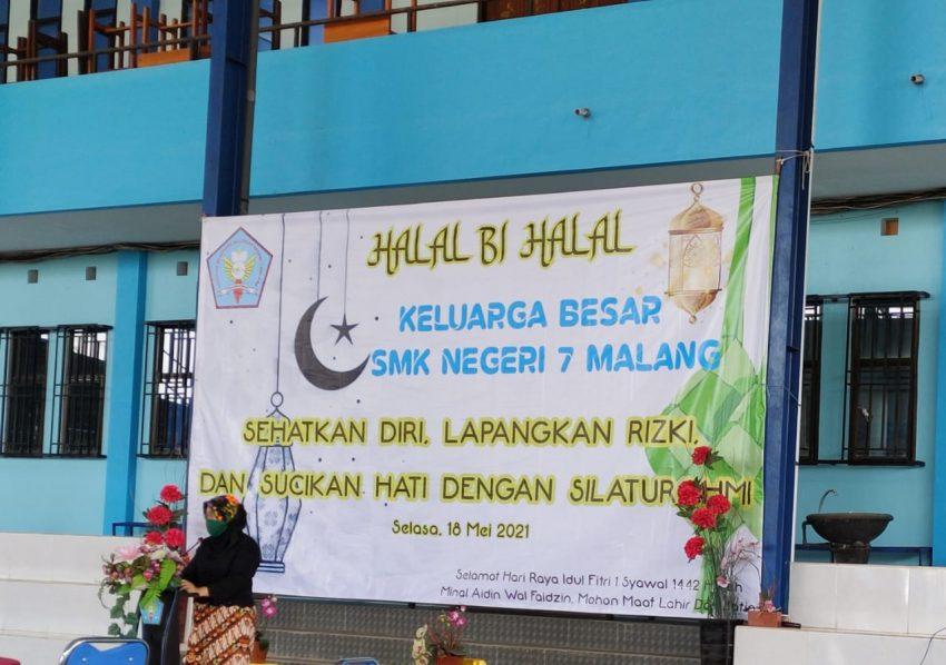Pembinaan PNS dan Halal bi Halal Perdana